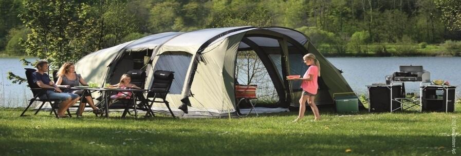 Outwell tenten