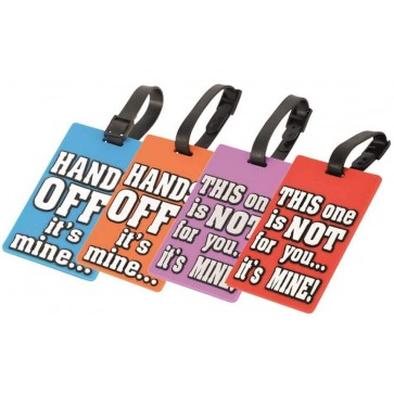 Easy Camp luggage name tag