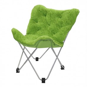 Oventure Fluffy Chair kampeerstoel - groen