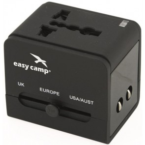 Easy Camp universal travel adaptor