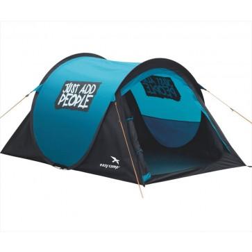Blauwe Funster tent