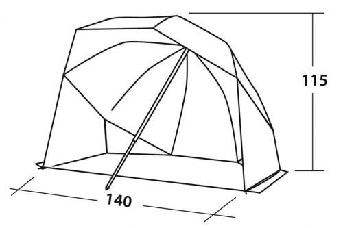 Coast floorplan